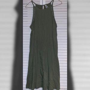 """🍁 """"mudd"""" olive green dress 🍁"""